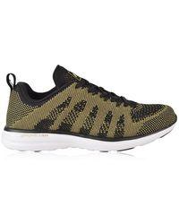 Athletic Propulsion Labs Techloom Pro Sneakers - Black