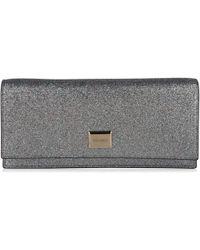 4e8fe47634 Lyst - Dior Pre-owned Ama Leather Handbag in Purple