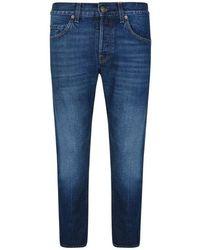 Gucci Denim Skinny Jeans - Blue