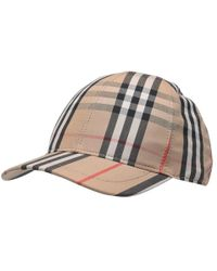Burberry Check Bball Ch00 - Multicolour