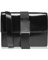 McQ Chrstine Medium Camera Bag - Black