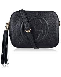 Gucci Soho Camera Bag - Black