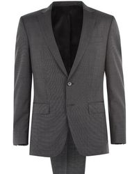 BOSS Hugo 6 Genius 4 Suit - Grey