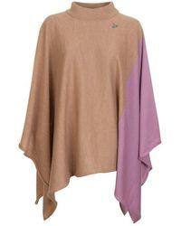 Vivienne Westwood - Blanket Poncho - Lyst