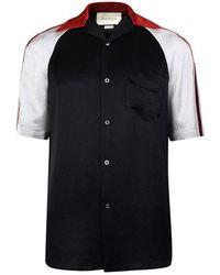 Gucci Bowling Shirt - Black