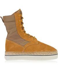 Alexander Wang - Myles Desert Boots - Lyst