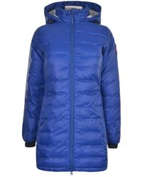 Canada Goose - Camp Hooded Jacket - Lyst