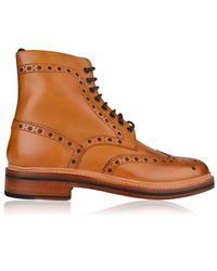 Grenson Fred Boots - Brown