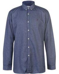 Hilfiger Denim - Long Sleeve Shirt - Lyst