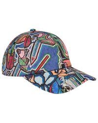 Paul Smith Artist Studio Baseball Cap - Multicolour