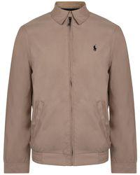 Polo Ralph Lauren - Bi Swing Windbreaker Jacket - Lyst