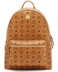 MCM - Stark Backpack Small - Lyst