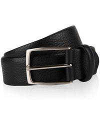Canali Tubolar Belt - Black