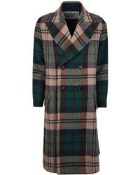 Vivienne Westwood - Harris Tweed Princess Coat - Lyst
