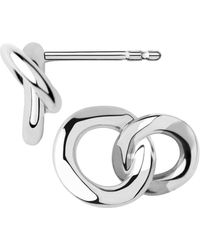 Links of London - 20 20 Sterling Silver Mini Earrings - Lyst