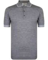 John Smedley - Nailsea Polo Shirt - Lyst