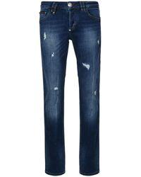 Philipp Plein - Hard Work Jeans - Lyst
