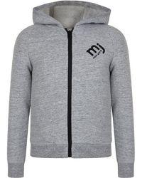 Marc Jacobs - Children Boys New York Logo Zip Hooded Sweatshirt - Lyst