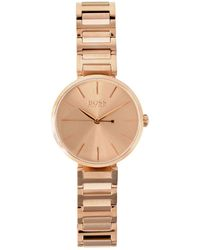 BOSS - Allusion Watch - Lyst