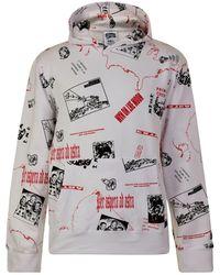 BBCICECREAM - Headline Hooded Sweatshirt - Lyst