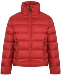 Polo Ralph Lauren - Logo Down Jacket - Lyst
