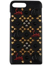 Christian Louboutin Stud Iphone 7 Plus Case - Multicolour