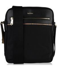 Paul Smith Cross Body Bag - Black