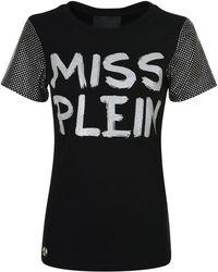 Philipp Plein - Miss Plein T Shirt - Lyst