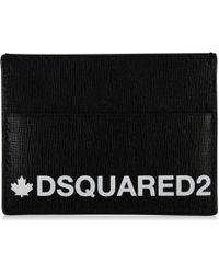DSquared² - Logo Card Holder - Lyst