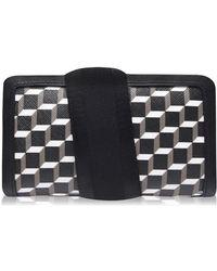 Pierre Hardy Cube Box Shoulder Bag - Black