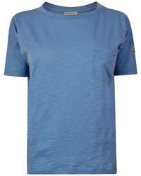 Moncler - Girocolo T Shirt - Lyst
