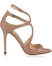 Jimmy Choo - Lang Heeled Sandals - Lyst