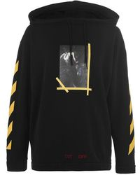 Off-White c/o Virgil Abloh Cross Arrow Hoodie - Black