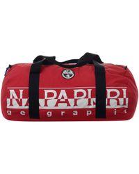 Napapijri - Bering Duffel Bag - Lyst