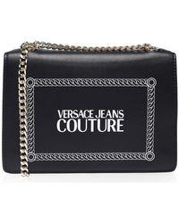 Versace Jeans Versace Macro Cross Body Bag - Black