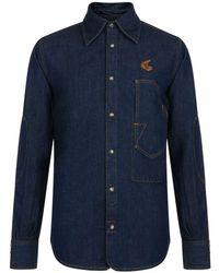 Vivienne Westwood Anglomania - Workman Shirt - Lyst