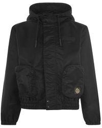 McQ Rave Blouson Jacket - Black