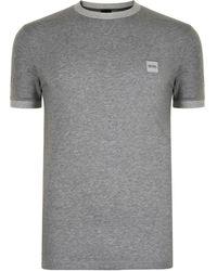 BOSS Orange - Logo T Shirt - Lyst