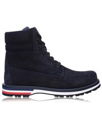 Moncler - Rugged Boots - Lyst