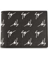 Giuseppe Zanotti - Multi Print Logo Wallet - Lyst