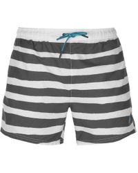 23db52823e BOSS by Hugo Boss - Hugo Boss Scorpion Fish Swim Shorts Mens - Lyst
