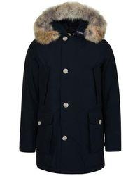 Woolrich Arctic Parka Jacket - Blue