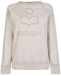 Étoile Isabel Marant Milly Sweatshirt - Multicolour