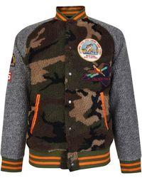 B Men Ralph For Green In Williamsburg Jacket Lauren Bomber 15 Polo trCdQhs