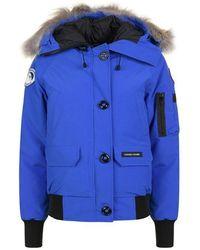 Canada Goose Chilliwack Jacket - Blue