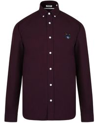 KENZO - Tiger Shirt - Lyst