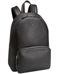 Montblanc Meisterstück Soft Grain Leather Backpack - Black