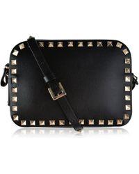 Valentino - Rockstud Cross Body Bag - Lyst