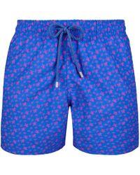 Vilebrequin Micro Turtle Swim Shorts - Blue