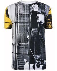 JW Anderson - Gilbert And George Dog Boy Print T Shirt - Lyst